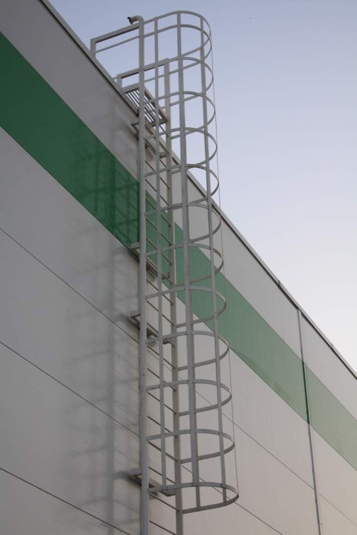 лестница пожарная фото